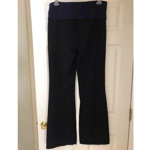 Athleta Bettona Classic Pant in Blue, Size XL